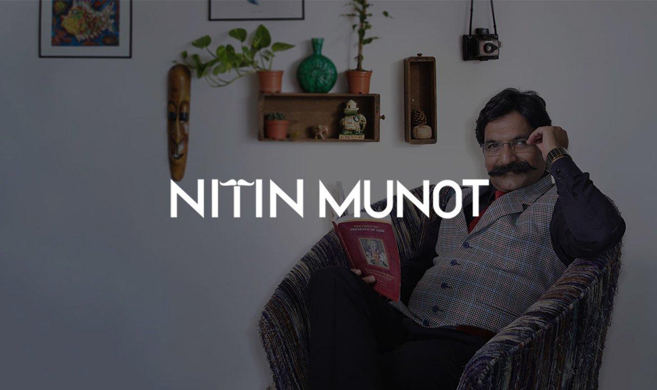Nitinmunot Personal Branding